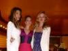 Cara Delevingne, Georgia May Jagger and Claudia Galanti