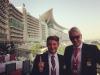 Thomas Kramer attends Dubai Gold Cup