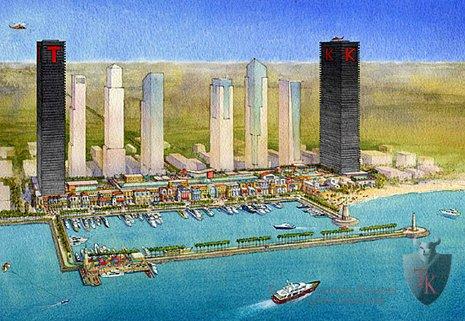 TK's SoBe Towers in Asia