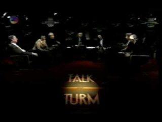 """TK in """"Talk im Turm"""", 1989"""