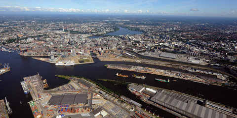 HafenCity Project Hamburg