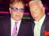 Thomas Kramer at Elton John's White Tie & Tiara Summer Ball